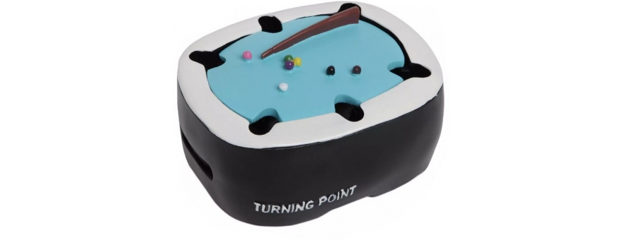 Приз, сувенир Пепельница Turning Point Billiard Table